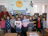 Победа детей во всеросийском литературном конкурсе