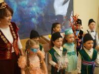 Крымскотатарский праздник Наврез