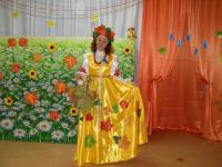 Праздник Осени в детском саду!