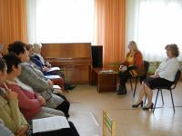 Педагогический совет по вопросам взаимодействия с семьями воспитанников