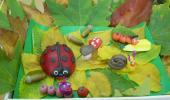 """выставка поделок """"Осенний вернисаж"""""""